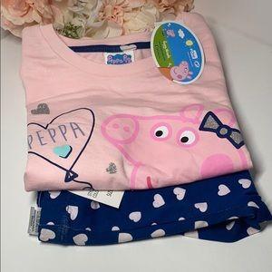 🆕 Peppa pig pajama